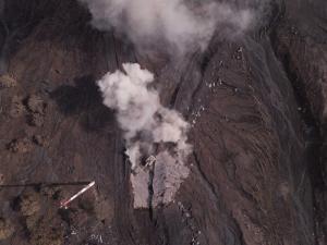 Fallece en EEUU una niña lesionada por el volcán de Fuego de Guatemala