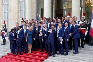 En Fotos: La Copa del Mundo ya está en París