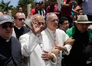 La Iglesia católica nicaragüense inicia ayuno en desagravio por violencia en protestas