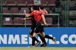 Caracas FC doblegó al Huancayo en duelo de segunda fase de la Copa Sudamericana