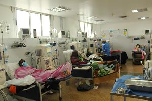 Siete pacientes de hemodiálisis han muerto en Vargas en menos de un mes