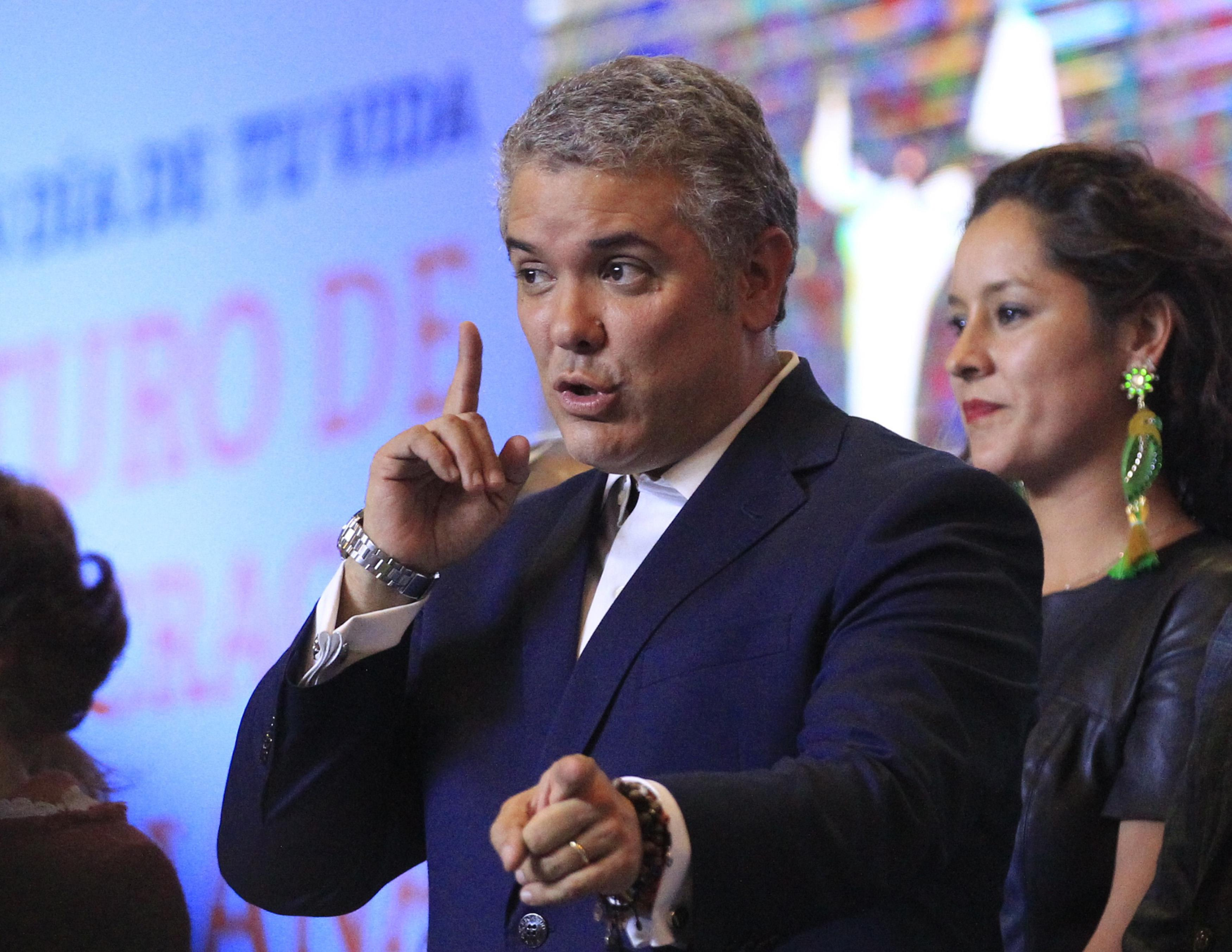 IVAN DUQUE: UNASUR ES CAJA DE RESONANCIA DE LA DICTADURA VENEZOLANA Destacado