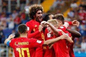 En FOTOS: Bélgica sentenció sobre la hora a un aguerrido Japón en #Rusia2018