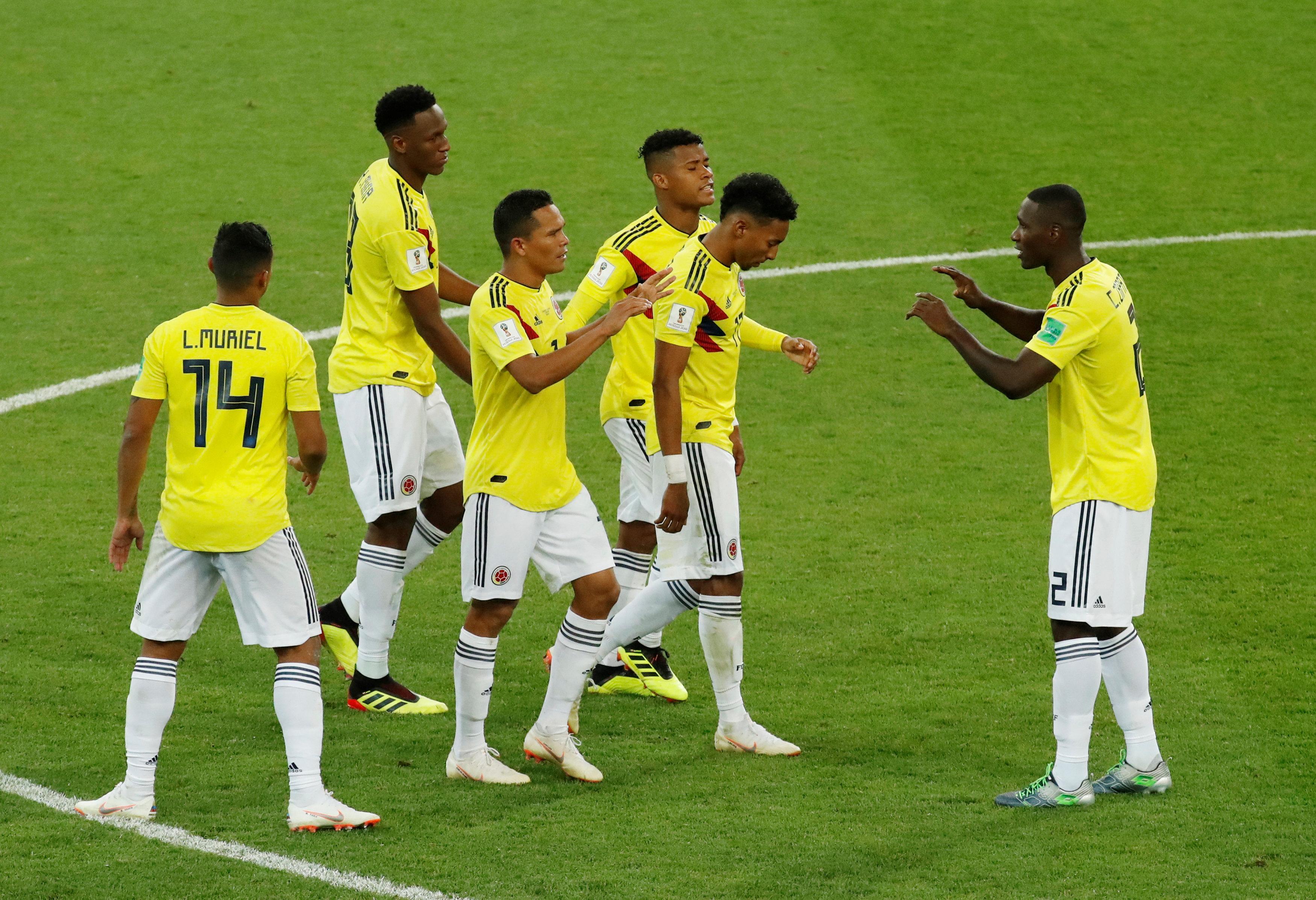 La lesión de James pone en aprietos al médico de Colombia