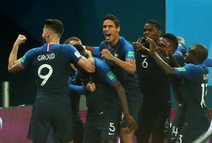 ¡Oh la la! Francia venció el infierno belga y regresa a una final del mundo