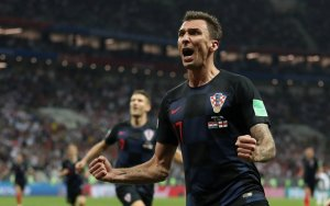 En FOTOS: Croacia apostó a la heroica para meterse en su primera final en #Rusia2018