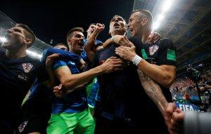 ¡Bravo! Croacia se pone a tiro del título; Se verá con Francia en Moscú