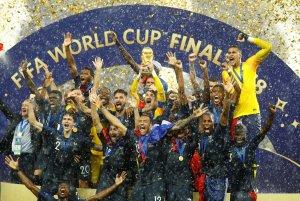 Allez Les Bleus! Francia consigue su segunda Copa del Mundo