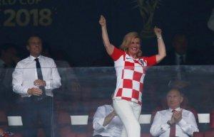 Kolinda dejó su huella en el Mundial y en nuestros corazones (Video)