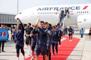 ¡Se viene la celebración! La Copa del Mundo ya está en Francia