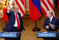 Trump asegura que le dijo a Putin que no toleraría más injerencia rusa