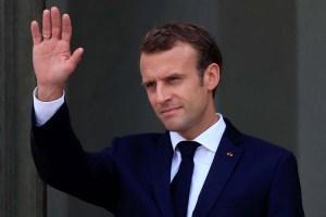 Macron: Los incendios en Amazonía son una crisis internacional