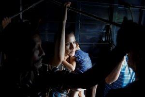 #EscombrosDeMaduro: Venezolanos, ahora resignados a las perreras para enfrentar crisis de autobuses (FOTOS)