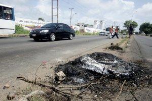 Niño fue asesinado por la policía en San Félix durante protesta por falta de agua y electricidad