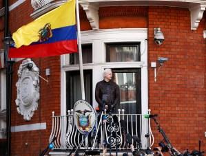 Ecuador intentó darle un puesto diplomático a Assange en Rusia