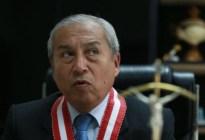 Nuevo fiscal general de Perú afirma que combatirá criminalidad de cuello blanco