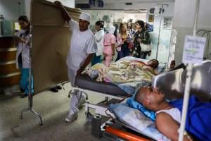 ONG's por la salud emiten reporte nacional sobre la emergencia humanitaria en Venezuela