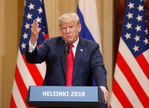 Trump afirma que su gobierno ha sido el más firme con Rusia