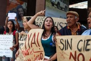 Venezuela se llena de protestas en medio de una grave crisis económica