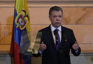 Juan Manuel Santos asegura que hay que cambiar estrategia para ganar guerra a las drogas