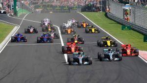 ¡Cambio de época! La Fórmula Uno estrenará una novedosa forma de ver las carreras en la próxima temporada