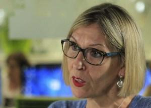 Beatriz Becerra a Leopoldo López: Deseo que se reúna con su familia, a salvo y en libertad
