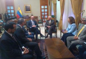 UE ratificó su apoyo a la AN como órgano legítimo de representación popular de Venezuela