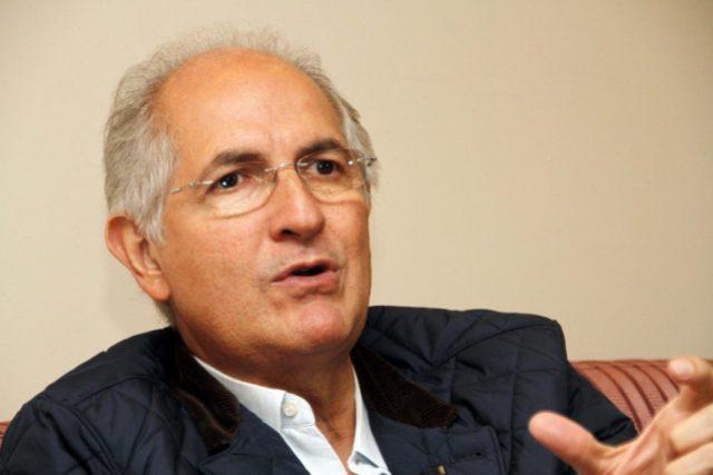 Antonio Ledezma: TSJ cumplió con su misión desde el exilio