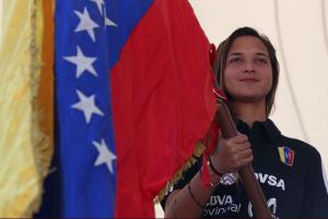 Deyna Castellanos comanda debut de Venezuela en los Centroamericanos