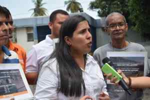 "Desiree Barboza: ""Maduro asesina la salud en Venezuela"""