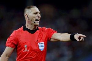 Néstor Pitana: El árbitro que hará historia en la final del Mundial