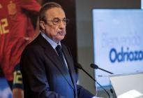 Florentino Pérez dice que el Madrid se reforzará con grandísimos jugadores