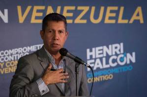 Henri Falcón expresó su deseo de retornar a la Gobernación de Lara