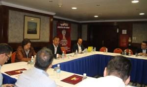 Rafael Dudamel presentó su plan de trabajo para el Mundial de Qatar 2022