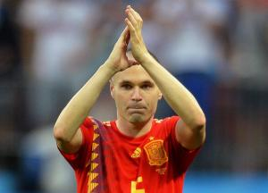 ¡Siempre con la ROJA! Andrés Iniesta se despide de la selección española (Carta)