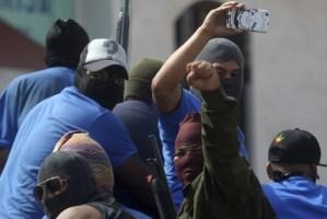 Masaya bajo fuerte vigilancia tras toma del control por el régimen de Daniel Ortega
