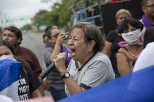 Nicaragua cumple tres meses de crisis con 351 muertos, dividida y en zozobra