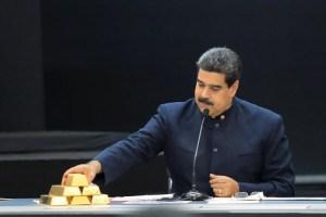 Banco Central de Venezuela refina en Turquía el oro que compra a mineros del país