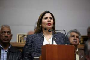 Nora Bracho: Una vergüenza la africanización del transporte en Venezuela