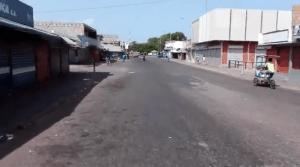 Así transcurrió el paro cívico contra la inseguridad y apagones en el Zulia (video)