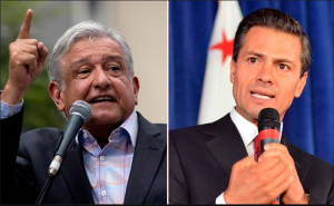 Inician proceso de cambio de gobierno en México