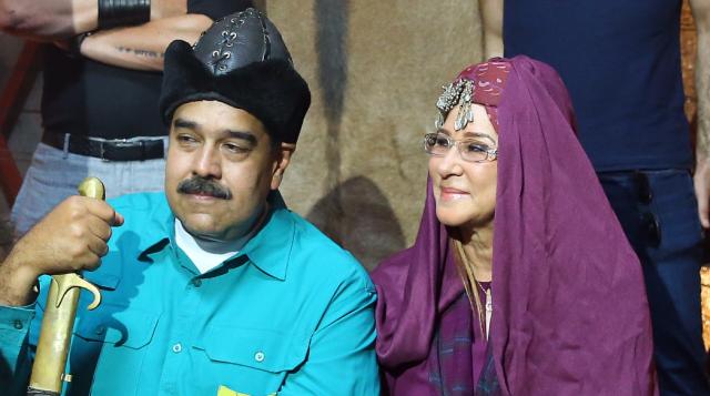 Maduro en Turquía: Foto: Orhan Akkanat / Anadolu Agency