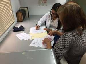 Gran asistencia en jornada de salud para periodistas y familiares (Fotos)