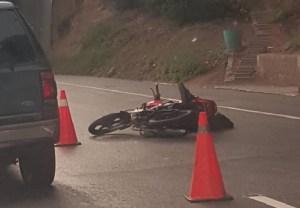 Abatidos dos atracadores quienes pretendieron despojar de una moto a un Polimiranda