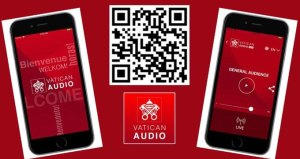 Una aplicación permite escuchar al Papa en cinco idiomas