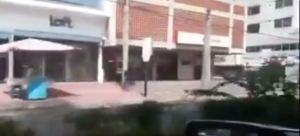 Así de desolada está Porlamar, ciudad que en el pasado fue centro turístico de Venezuela (VIDEO)