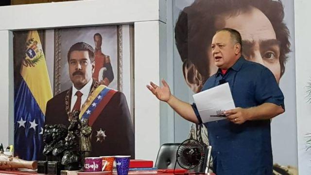 Diosdado Dice Que Recibió Citación Por Demandas Contra La Patilla Tal Cual Y El Nacional Video Lapatilla Com