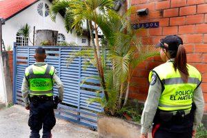 En El Hatillo se han registrado cinco homicidios en las últimas tres semanas