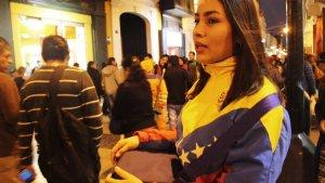 Venezolanos se suman a la campaña #GraciasPerúPor promovida por Somos Diáspora