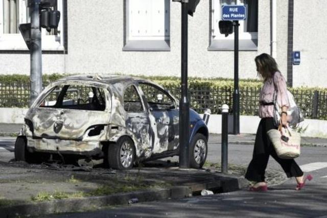 Disturbios en Francia por muerte de joven a manos de la policía